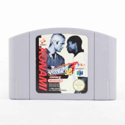International Superstar Soccer 98 (Nintendo 64)