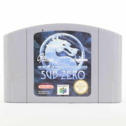 Mortal Kombat Mythologies: Sub-Zero (Nintendo 64)