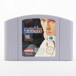 Michael Owen's WLS 2000 (Nintendo 64)