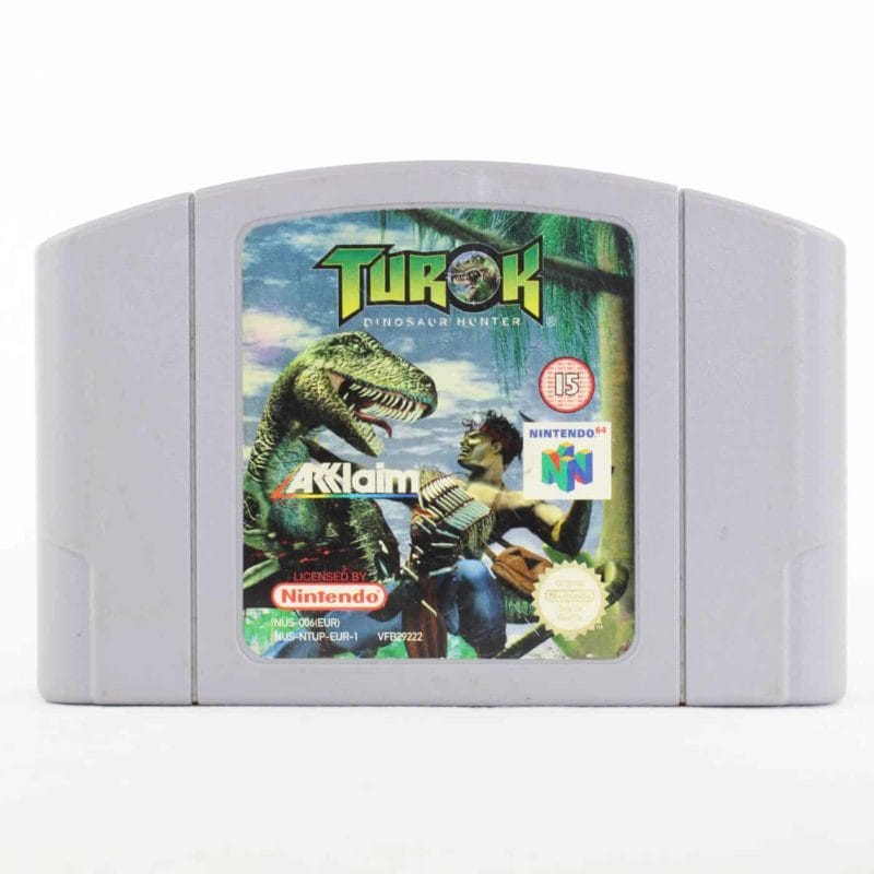 Turok: Dinosaur Hunter (Nintendo 64)