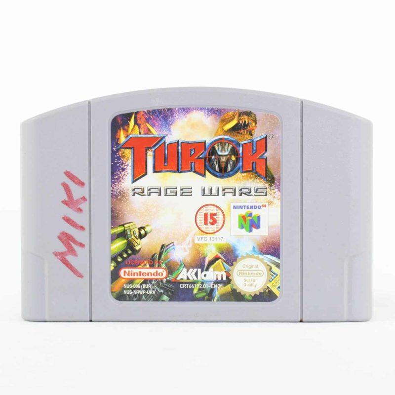 Turok: Rage Wars (Nintendo 64)