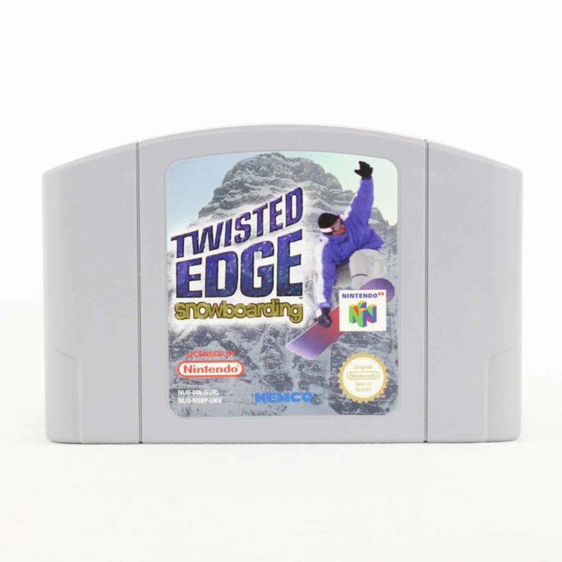 Twisted Edge Snowboarding (Nintendo 64)