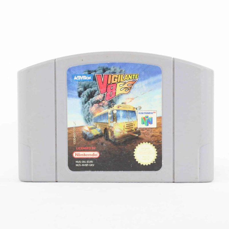 Vigilante 8 (Nintendo 64)