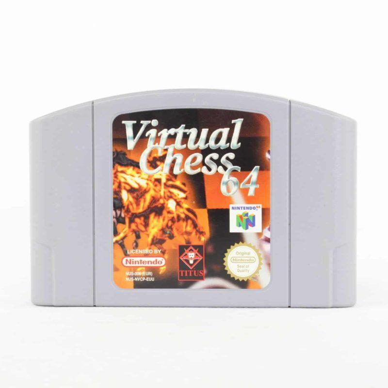 Virtual Chess 64 (Nintendo 64)