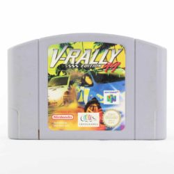 V-Rally: Edition 99 (Nintendo 64)