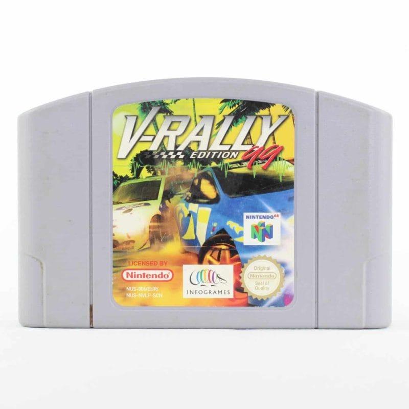 V-Rally: Edition 99 (Nintendo 64)