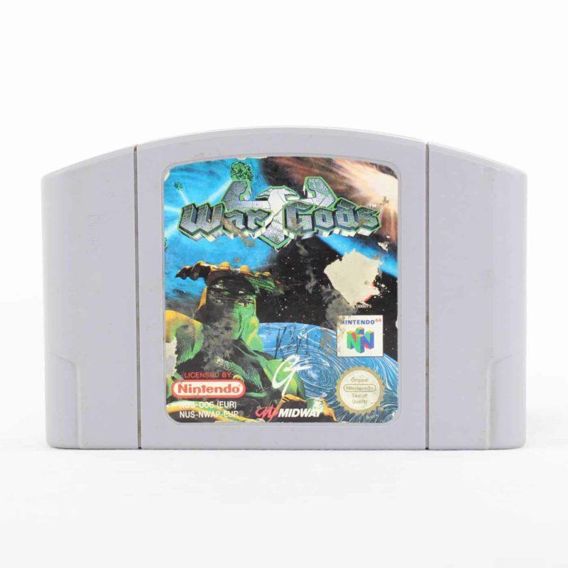 War Gods (Nintendo 64)