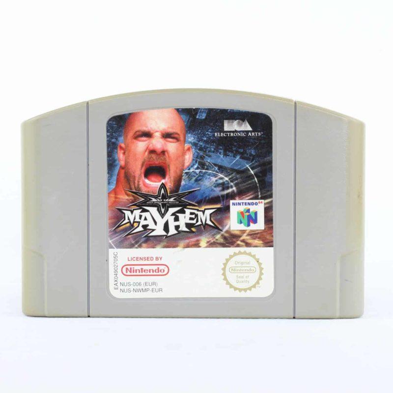 WCW Mayhem (Nintendo 64)