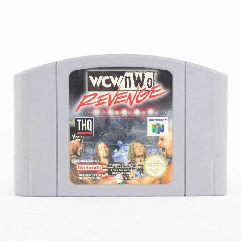 WCW/NWO Revenge (Nintendo 64)