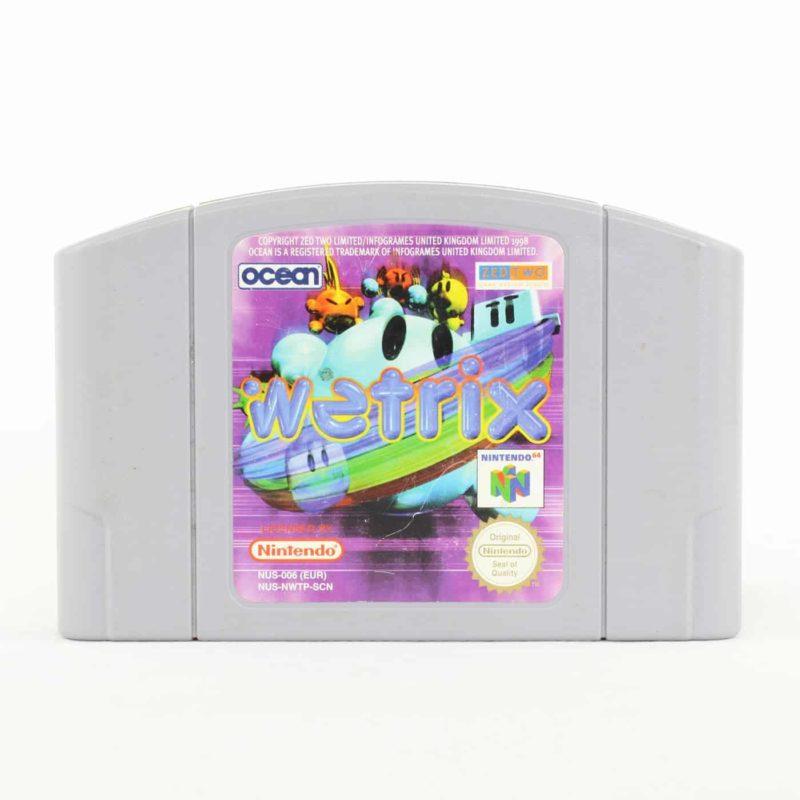 Wetrix (Nintendo 64)