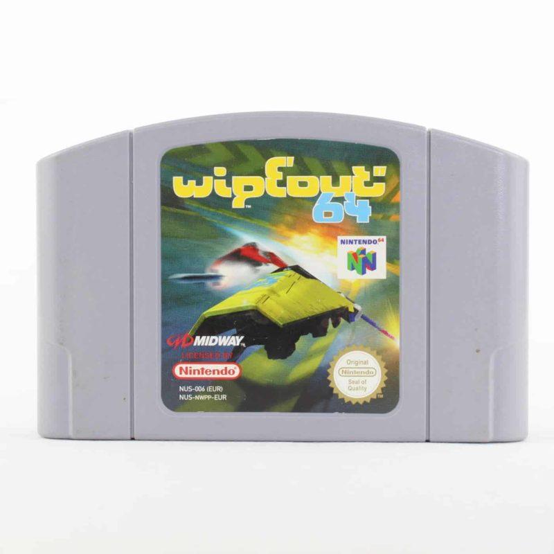WipEout 64 (Nintendo 64)