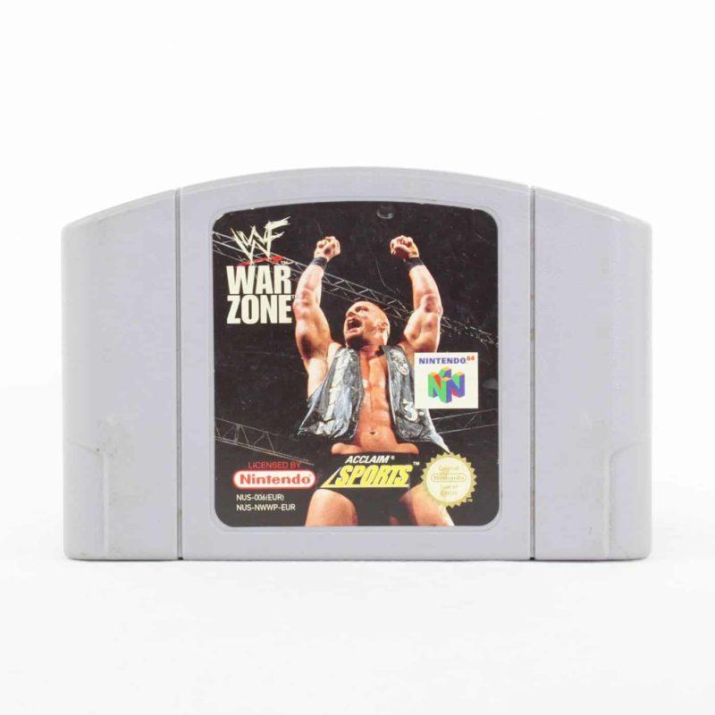 WWF War Zone (Nintendo 64)