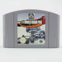 F-1 World Grand Prix (Nintendo 64)
