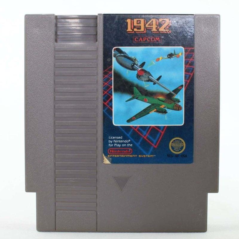 1942 (Nintendo NES, USA/NTSC)