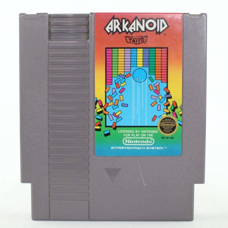 Arkanoid (Nintendo NES, USA/NTSC)