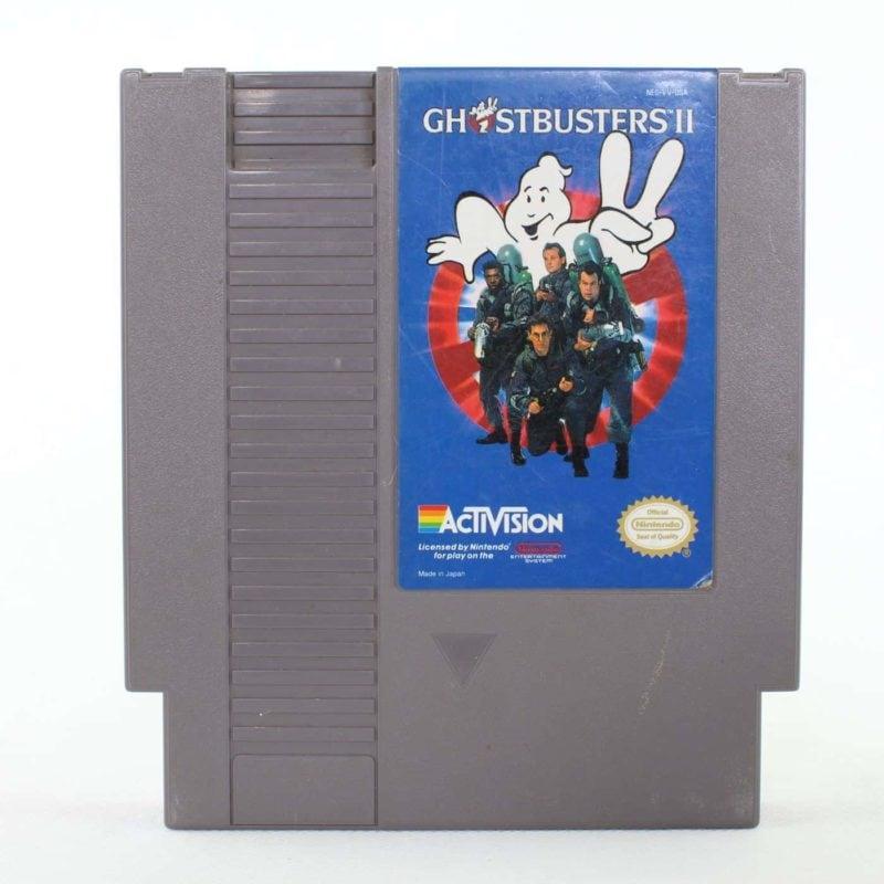 Ghostbusters II (Nintendo NES, USA/NTSC)