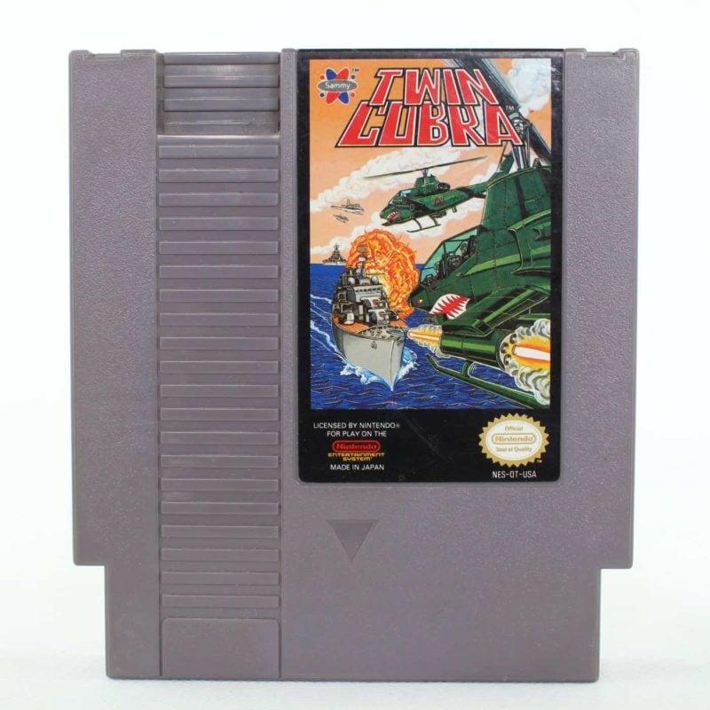 Twin Cobra (Nintendo NES, USA/NTSC)
