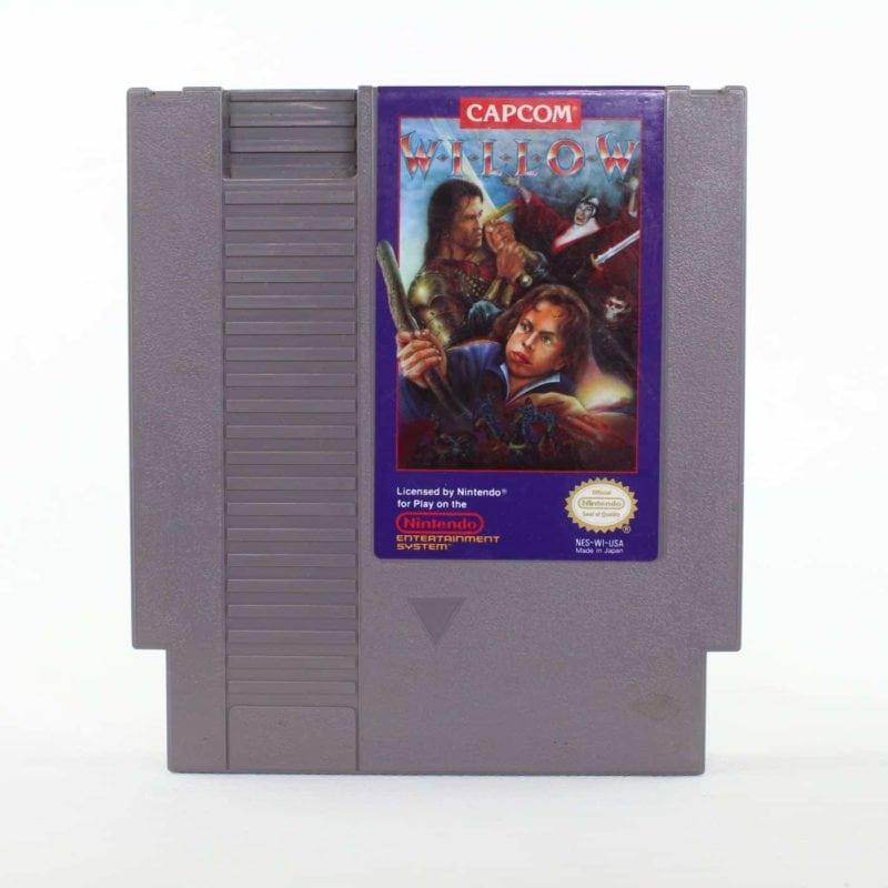 Willow (Nintendo NES, USA/NTSC)