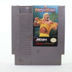 WWF Wrestlemania (Nintendo NES, USA/NTSC)