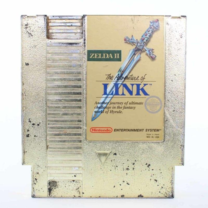 Zelda II: The Adventure of Link (Nintendo NES, USA/NTSC)