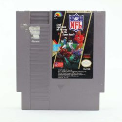 NFL (Nintendo NES, USA/NTSC)