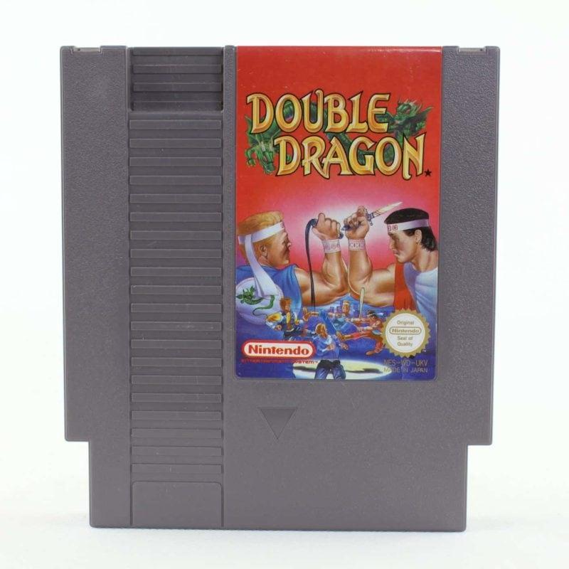 Double Dragon (NES, PAL-A, UKV)
