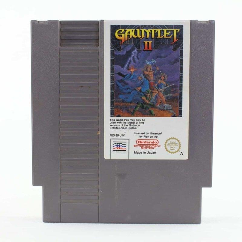 Gauntlet II (NES, PAL-A, UKV)