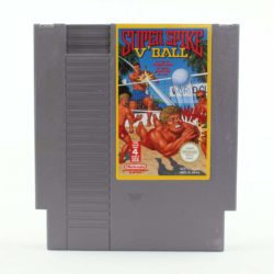 Super Spike V'Ball (NES, PAL-A, UKV)