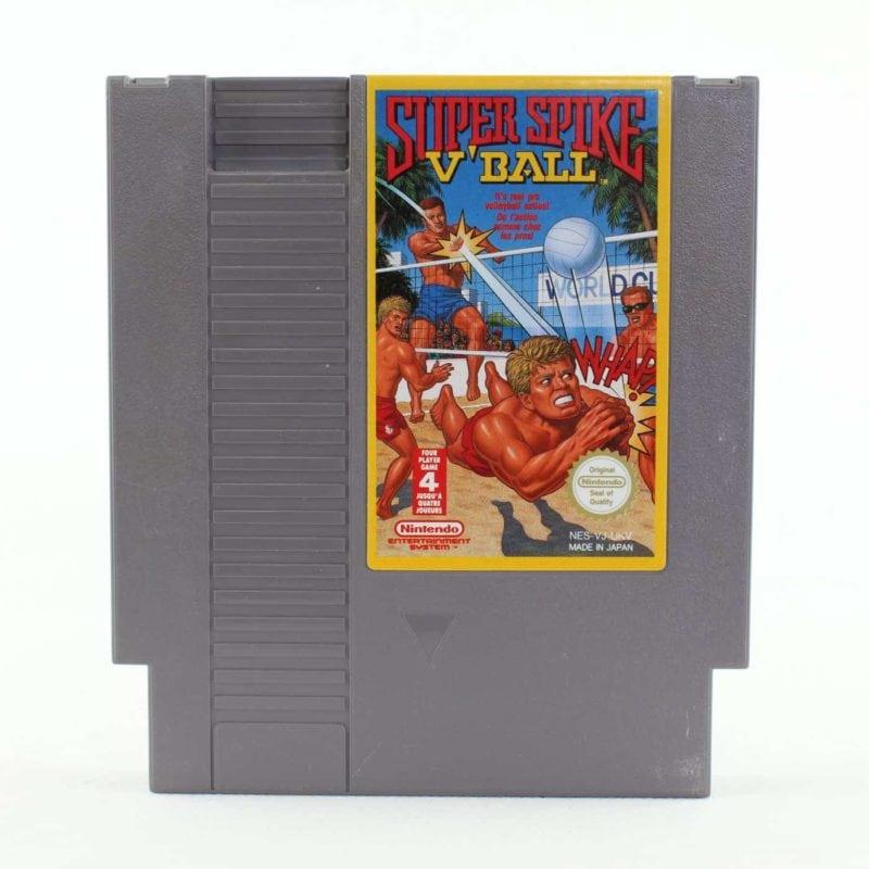Super Spike V'Ball (NES, PAL-A, UKV)