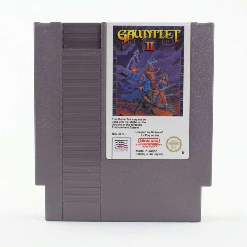 Gauntlet II (NES, PAL-B, SCN)
