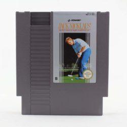 Jack Nicklaus' Greatest 18 Holes of Major Championship Golf (NES, SCN)