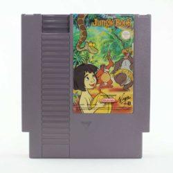 Disney's The Jungle Book (NES, PAL-B, SCN)