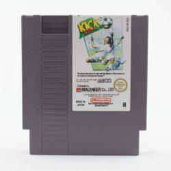 Kick Off (NES, PAL-B, SCN)