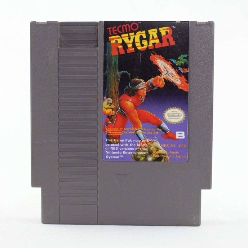 Rygar (Nintendo NES, PAL-B, SCN)