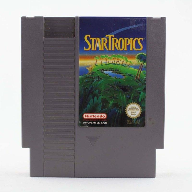 StarTropics (NES, PAL-B, SCN)