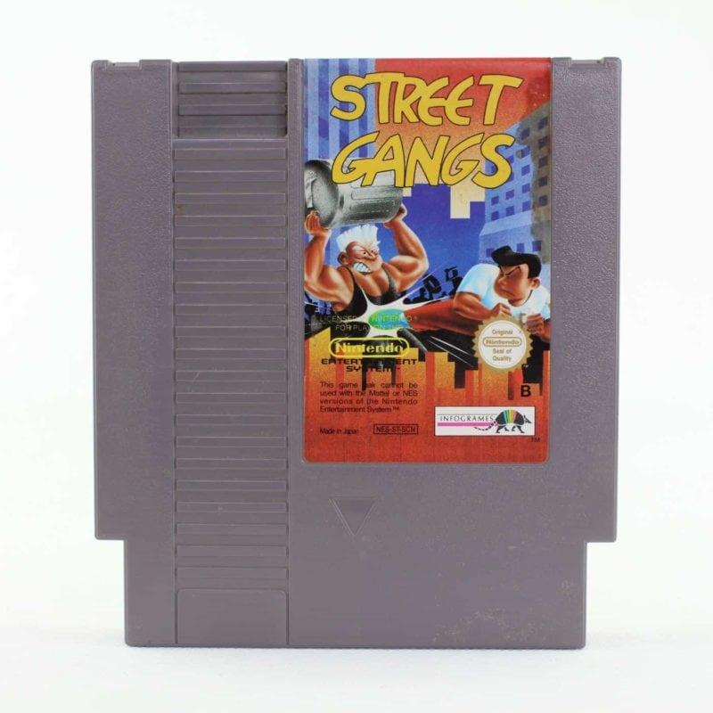 Street Gangs (NES, PAL-B, SCN)