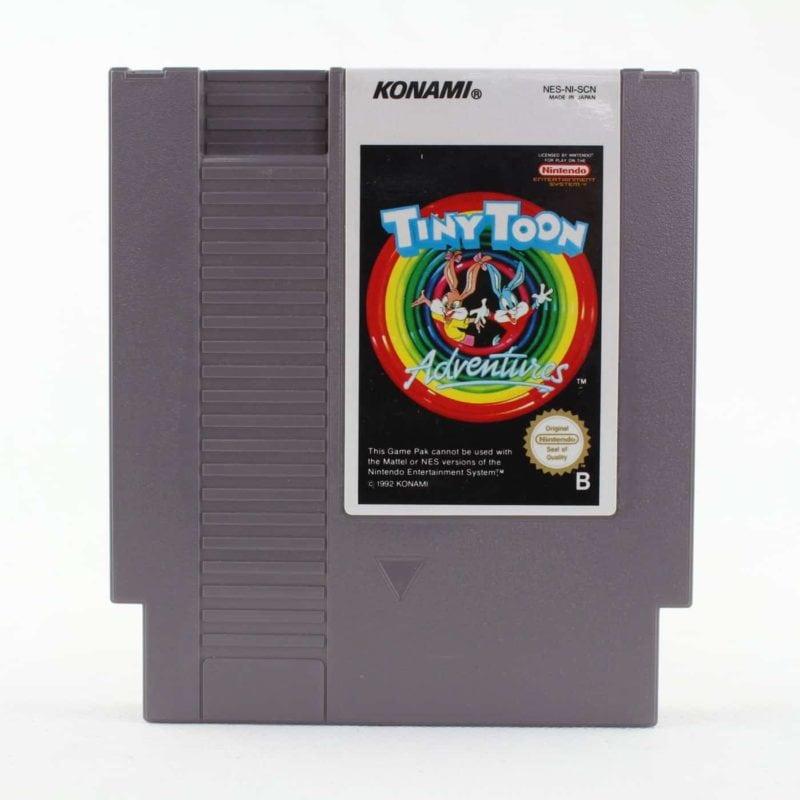 Tiny Toon (NES, PAL-B, SCN)