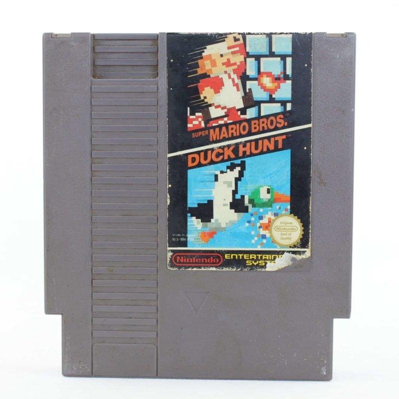 Super Mario Bros. / Duck Hunt (NES, PAL-B)
