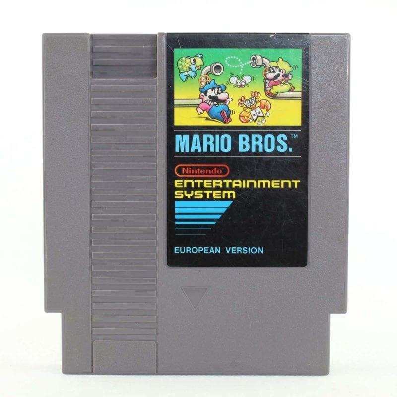 Mario Bros. (NES, PAL-B, SCN)