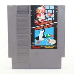 Super Mario Bros. / Duck Hunt (Nintendo NES, USA/NTSC)