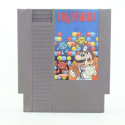 Dr. Mario (Nintendo NES, PAL-B)