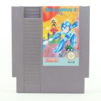 Mega Man 4 (Nintendo NES, PAL-B, SCN)