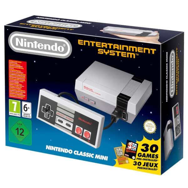 Nintendo NES Classic Mini konsol
