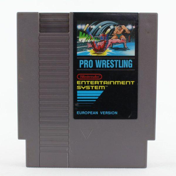 Pro Wrestling (Nintendo NES, PAL-B, SCN)
