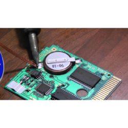 Nyt batteri i Game Boy spil