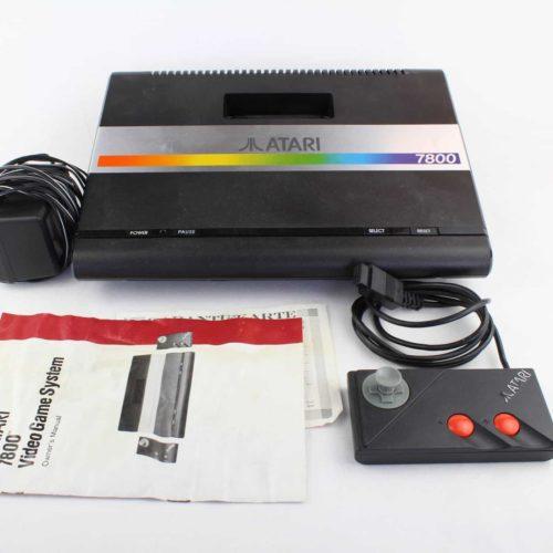 Atari 7800 konsol (Boxed)