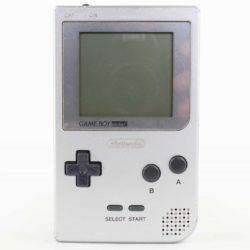 Game Boy Pocket (Sølv)