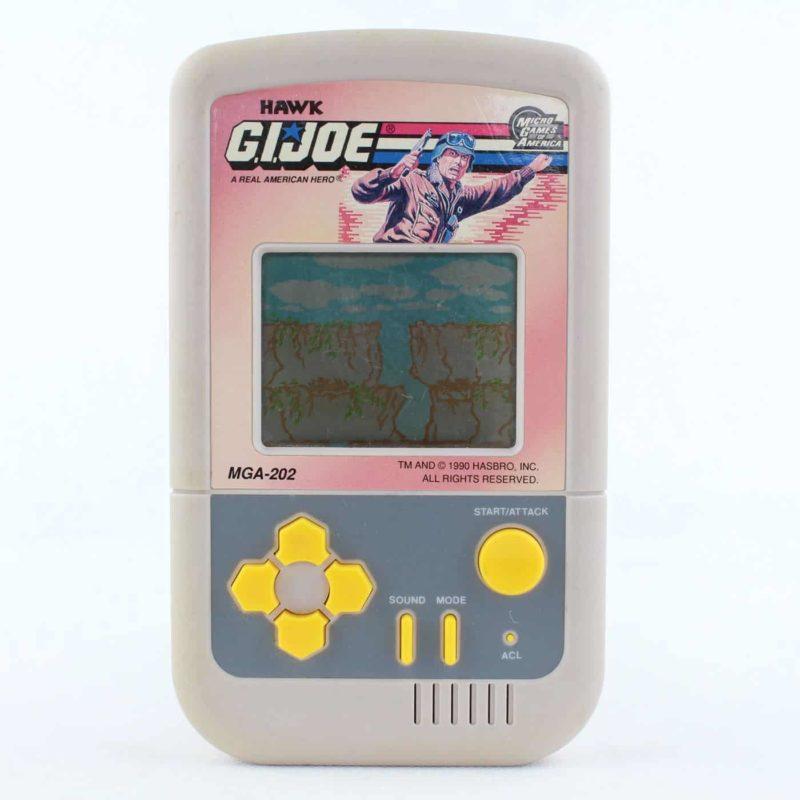 Gi Joe håndholdt konsol - MGA-202 - 1990 Hasbro