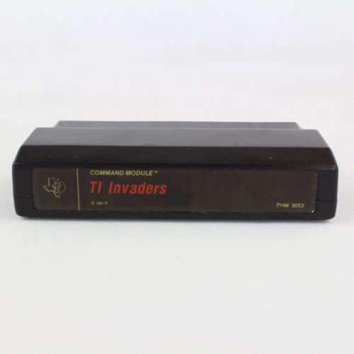 TI Invaders (Texas Instruments) - Løs cart i god stand. PHM 3053