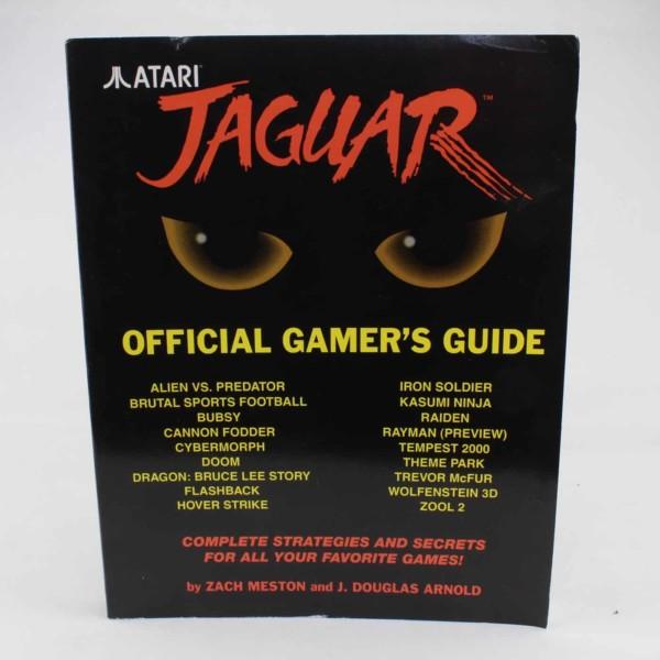 Atari Jaguar Official Gamer's Guide